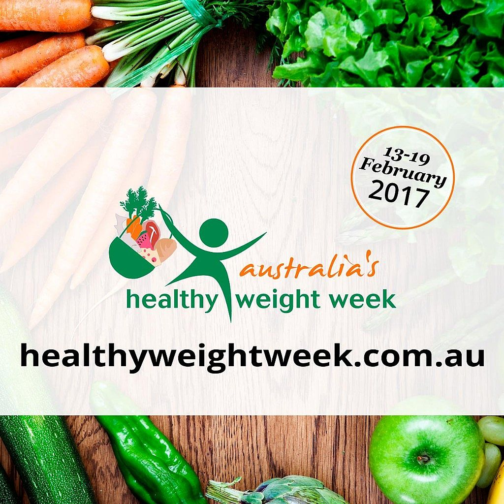 Australia's Healthy Weight Week 13-19 February 2017