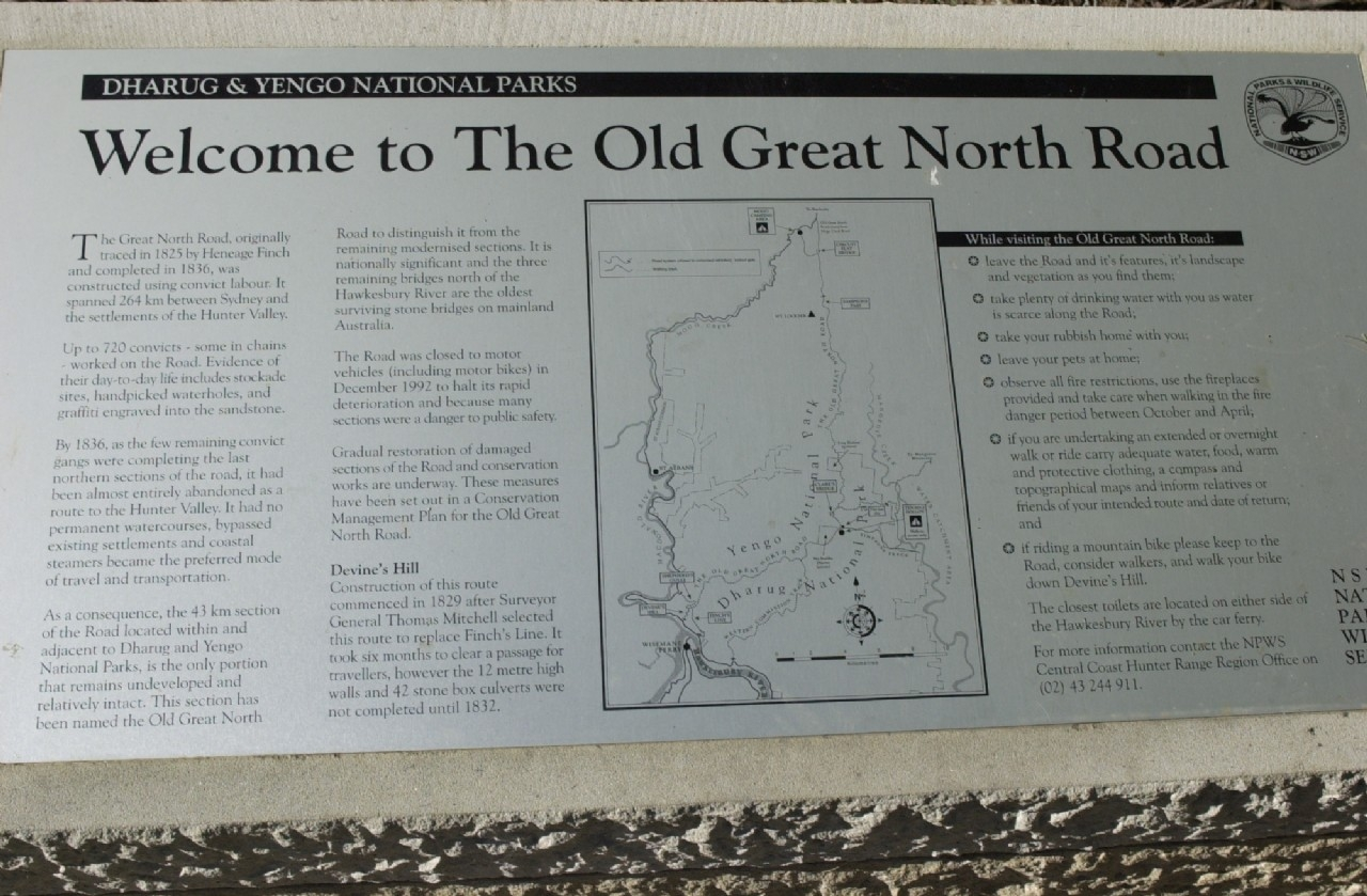 Old Great North Road