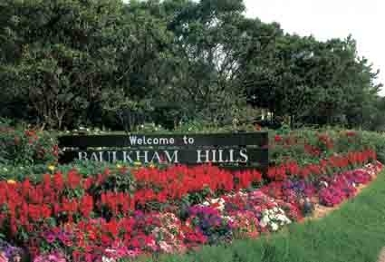 Welcome to Baulkham Hills!