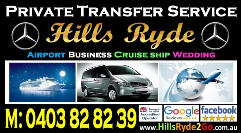 Hills Airport Private Transfer
