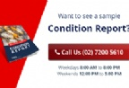 RBI Condition Report Sydney